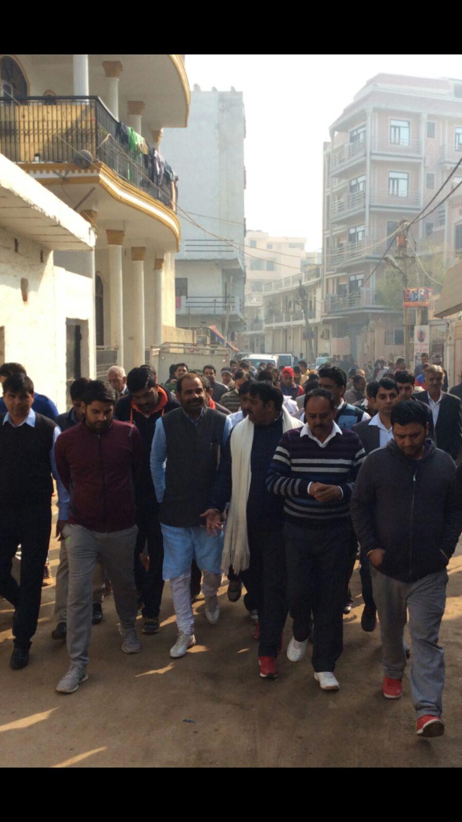 18.Dec.2015 || Visit Ghitorni Village
