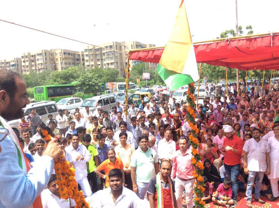 15.8.2016 Celebration of 70th Independence Day